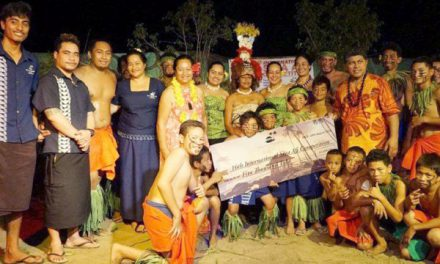 Return to Paradise gives back to Siva Afi