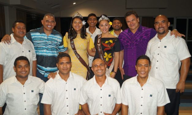 Return to Paradise Supporting Spinal Injury in Samoa