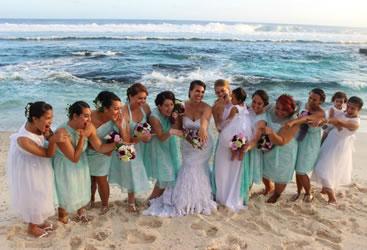 Samoa Wedding