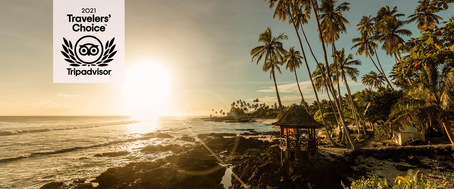 Samoa resort